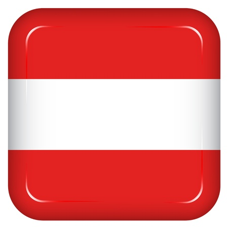 Vector austria flag Vector