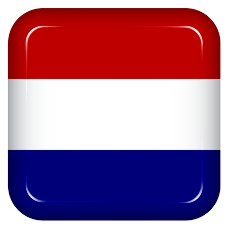 Vector netherlands flag Stock Vector - 11520761