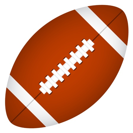 vector american football Stock Vector - 11519932