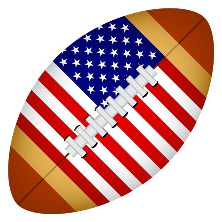 vector american football Vector
