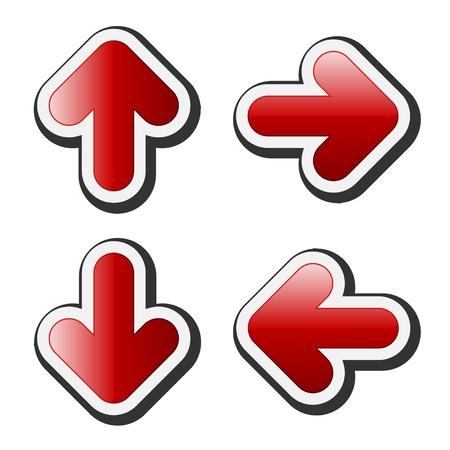 vector arrows Vector