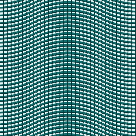 bad fliesen: Vektor nahtlose gefliesten Wellen