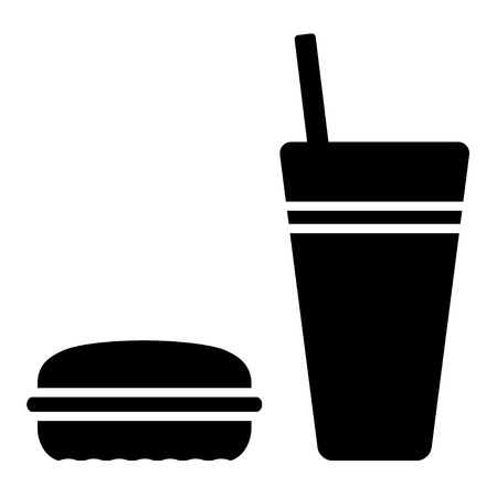 vector fast food symbol Vector