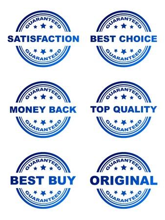vector sale stamps Vector