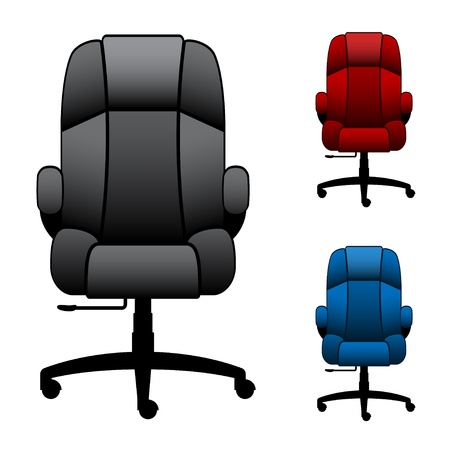 arm chair: office chairs