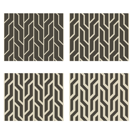 thickness: vector monochrome line seamless background