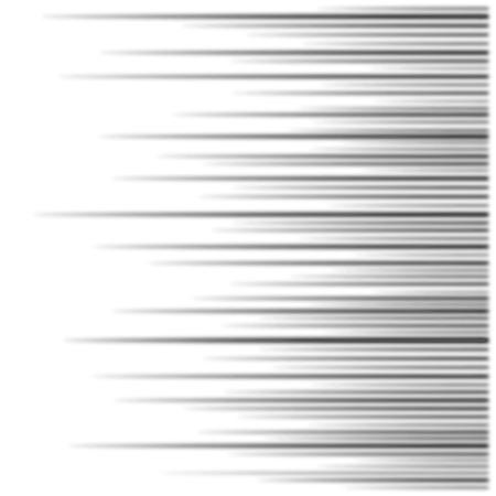 dessin au trait: vecteur floue lignes à grande vitesse fond Illustration