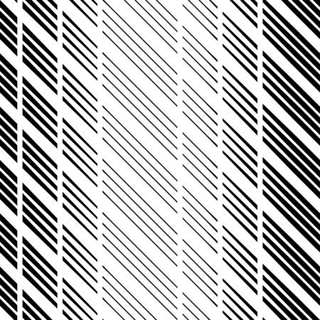 Regular lined striped.