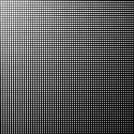 halftone checkered lined background vector Ilustração