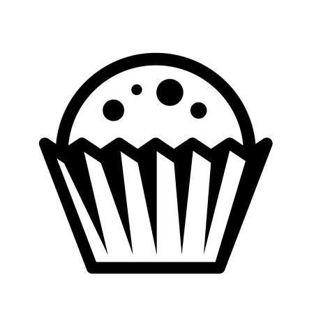Cupcake symbol