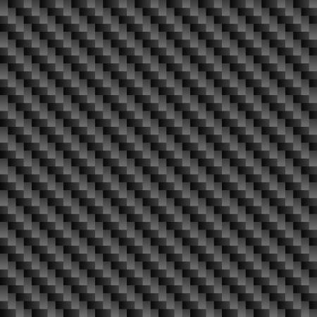 carbon fiber texture background , clean pattern Stock Photo
