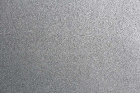 flat silver metallic textured, with grain pattern Stock Photo