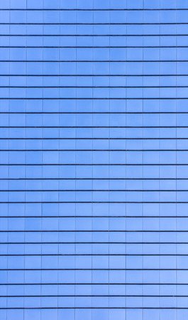 Blue Glass building skyscraper texture pattern flat plane Stock Photo - 26665341