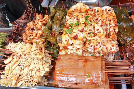 sichuan: Sichuan barbecue prepare for sale