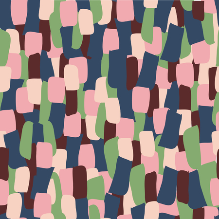Seamless pattern. Abstract vector background. Illustration