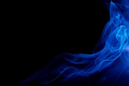 blue background: blue smoke background