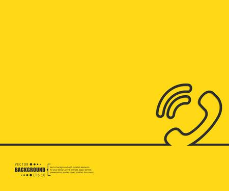 Résumé Creative fond concept de vecteur pour le Web et les applications mobiles, modèle de conception Illustration, infographie d'affaires, page, brochure, bannière, présentation, affiche, couverture, livret, document.