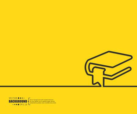 biblia: El concepto de fondo vector abstracto creativo para Web y aplicaciones móviles, diseño de la plantilla ilustración, infografía negocio, página, folleto, bandera, presentación, cartel, portada, folleto, documento. Vectores