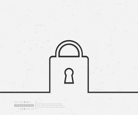 key lock: Abstract Creative concept vector background for Web and Mobile Applications, Illustration template design, business infographic, page, brochure, banner, presentation, poster, cover, booklet, document.