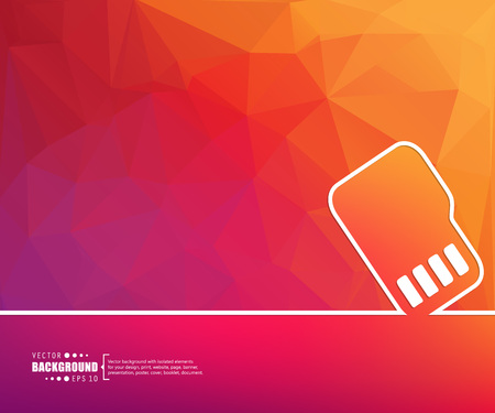 prepaid: Abstract creative concept vector background for Web and Mobile Applications, Illustration template design, business infographic, page, brochure, banner, presentation, poster, cover, booklet, document.