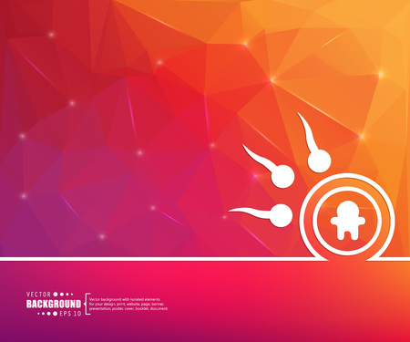 nude male: Abstract Creative concept vector background for Web and Mobile Applications, Illustration template design, business infographic, page, brochure, banner, presentation, poster, cover, booklet, document.