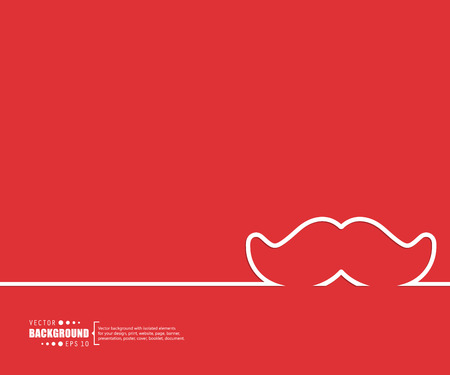 style goatee: Abstract Creative concept vector background for Web and Mobile Applications, Illustration template design, business infographic, page, brochure, banner, presentation, poster, cover, booklet, document.
