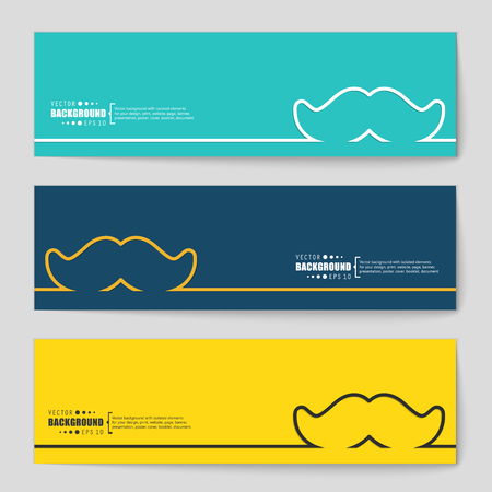 fake mask: Abstract creative concept vector background for Web and Mobile Applications, Illustration template design, business infographic, page, brochure, banner, presentation, poster, cover, booklet, document.