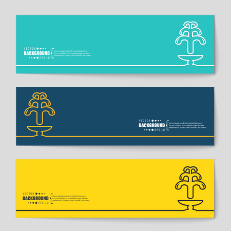 gush: Abstract Creative concept vector background for Web and Mobile Applications, Illustration template design, business infographic, page, brochure, banner, presentation, poster, cover, booklet, document.