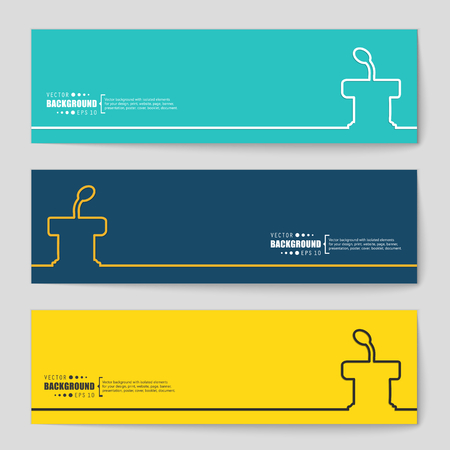 gesticulation: Abstract Creative concept vector background for Web and Mobile Applications, Illustration template design, business infographic, page, brochure, banner, presentation, poster, cover, booklet, document.