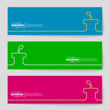 narrator: Abstract Creative concept vector background for Web and Mobile Applications, Illustration template design, business infographic, page, brochure, banner, presentation, poster, cover, booklet, document.