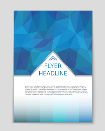 web design banner: Abstract vector background for web and mobile applications, art template design, list, page, mockup brochure theme style, banner, idea, booklet, document, flyer, book, blank, card