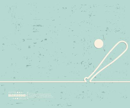 yankees: Creative vector baseball. Illustration