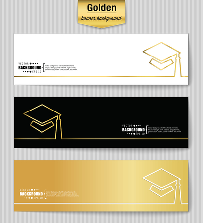 master page: Abstract Creative concept gold vector background for Web and Mobile Applications, Illustration template design, business infographic, page, brochure, banner, presentation, poster, booklet, document. Illustration