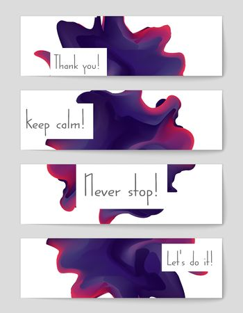 blank template: Abstract vector layout background set. For art template design, list, page, mockup brochure theme style, banner, idea, cover, booklet, print, flyer, book, blank, card, ad, sign, sheet, flyer, a4.