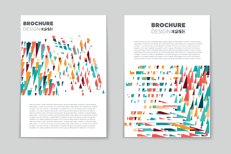 ad sign: Abstract vector layout background set. For art template design, list, page, mockup brochure theme style, banner, idea, cover, booklet, print, flyer, book, blank, card, ad, sign, sheet, flyer, a4.
