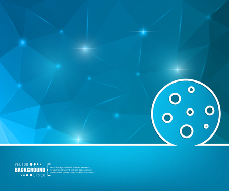 Abstract Creative Concept Vector Background For Web And Mobile - Mobile game design document template