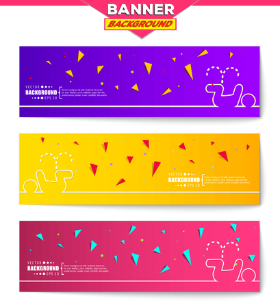 Abstract creative concept vector background for web, mobile app, Illustration template design, business infographic, page, brochure, orange banner, presentation, poster, purple cover, pink booklet. Illustration