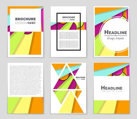 Leaflet presentation of a idea, cover, booklet, print, flyer, book, blank, card, ad, sign, sheet,, a4