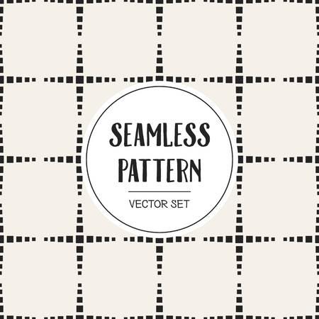 82000956 zusammenfassung konzept vektor monochrome geometrischen muster schwarz wei minimal hintergrund kreative illustration vorlage - Konzept Muster