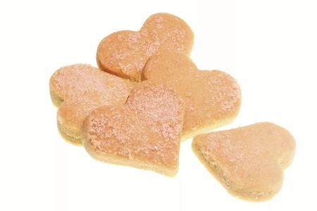 self made: Christmas Cookies, earl-grey-Hearts