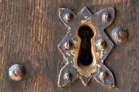 porte ancienne: Serrure de porte ancienne