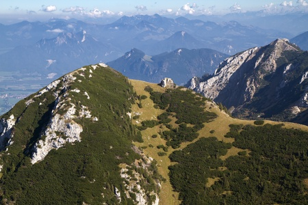 Hiking in the bavarian alps, Germany Stock Photo - 10791357