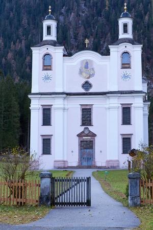 pilgrimage: Church of pilgrimage in Austria