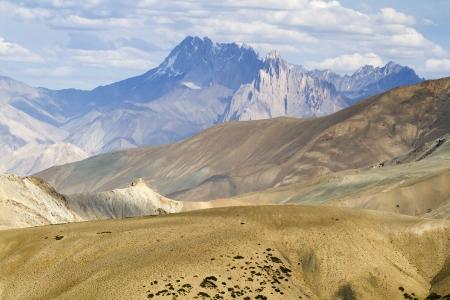 Mountain landscape of Ladakh, India
