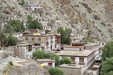 gompa: Historic Hemis monastery in Ladakh, India