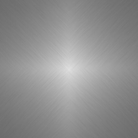 reflective background: Silver or metal surface with linear gradient