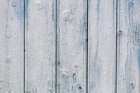 painted wood: Weathered painted wood boards as background Stock Photo