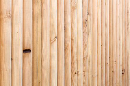 planck: Wooden fence, can be used as background Stock Photo