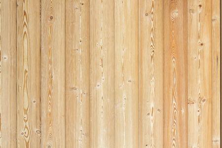 Larch wood as background Stock Photo