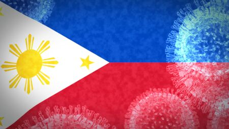 coronavirus infects Philippinnes, an epidemic that explodes uncontrollably